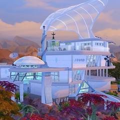 Mars Science Center