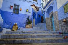 Vicissitudes (Darren Poun) Tags: chefchaouen morocco moroccan africa arab arabic traveling nikon d800 d800e nikkor24mm f14 street portrait ngc