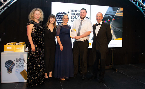 Higher Education Awards 2018 MFG