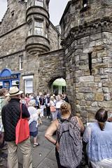 Pilgrim's walk in St Andrews (RagbagPhotography) Tags: standrews fpw fifepilgrimway pilgrim fife scotland castle church cathedral pilgrims walk tour
