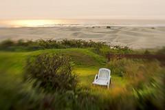 i wait for you (1crzqbn) Tags: lensbaby ocean blur dof chair emptychair sliderssunday