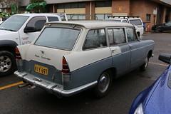 1960 Austin A60 Cambridge Wagon (jeremyg3030) Tags: 1960 austin a60 cambridge wagon estate cars british