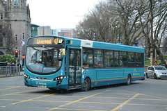 Arriva North West 3041 MX10CZE (Will Swain) Tags: liverpool 17th march 2018 north west bus buses transport travel uk britain vehicle vehicles county country england english city centre merseyside arriva 3041 mx10cze
