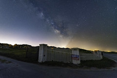 Milkyway over Sunset Dr (Rajani Chand) Tags: milkyway sunset drive