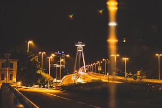NLO Bridge / Bratislava / Slovakia