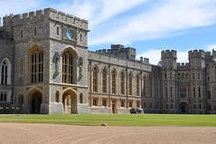 Quadrangle (Ryan Hadley) Tags: quadrangle windsorcastle castle windsor london england unitedkingdom uk europe