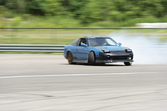 Drifting (Find The Apex) Tags: nolamotorsportspark nodrft drifting drift cars automotive automotivephotography nissan 240sx nissan240sx s13