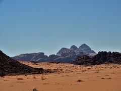 Wadi Rum (28) (pensivelaw1) Tags: jordan desert crags wadirum trains middleeast asia rockformations aqaba