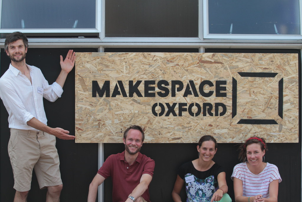 2018 Oxford Makespace Launch