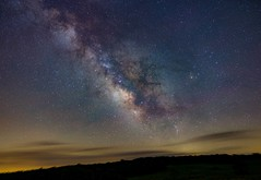 Find your center. (rex.on.life) Tags: milky way galaxy astrophotograpy shenandoah canon milkyway eos6d ioptron