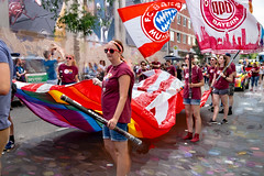 CSD münchen 2018 (fotokunst_kunstfoto) Tags: christopherstreetdaymünchen csdmünchen2018 politparade2018 prideparade prideweekend gayparade gay gays lesben schwulenbisexuellen lsbti csd2018 csdmuc pridemunich lgbt loveislove queer lesbian transgender bi flag pride rainbow drag