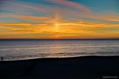 Sunset (DirkVandeVelde back , and catching up) Tags: europa europ europe frankrijk france nordpasdecalais côtedopale bercksurmer sunset zonsondergang atardecer sony