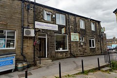 Cross Hills, Gallagher's Ale House (Dayoff171) Tags: gbg greatbritain gbg2018 uk unitedkingdom england europe northyorkshire yorkshire boozers pubs publichouses bd208td