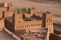 2018-4387 (storvandre) Tags: morocco marocco africa trip storvandre aitbenhaddu city ruins historic history casbah ksar ounila kasbah