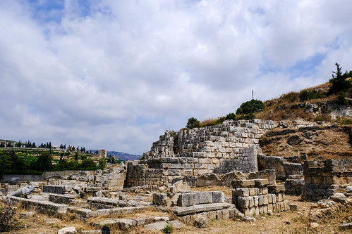Eshmun Temple