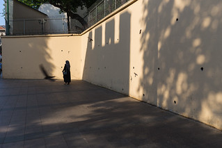 Istanbul street moment