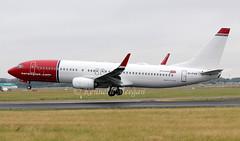 EI-FVV (Ken Meegan) Tags: eifvv boeing737800 42281 norwegianairinternational dublin 2072018 norwegian boeing 737 737800 b737 b737800