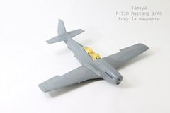 montage-tamiya-p51d-ronylamaquette-0013 (rony.1) Tags: p51 mustang tamiya maquette scalemodel usaf ronylamaquette