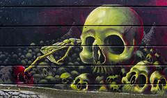 Grafiti Seminario Metropolitano, Oviedo (zenti66) Tags: grafiti seminario metropolitano de oviedo asturias spain street art