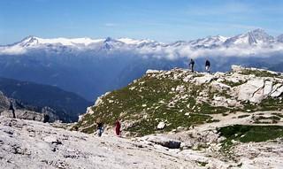 Italia,Dolomiti,Grupa di Marmolada