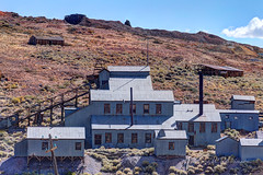 Abandoned Mining Operations at Bodie Ghost Town in HDR (eoscatchlight) Tags: bodieghosttown easterncalifornia ghosttown abandoned hdr photomatix