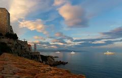 P1080340_Antibes (Twilight'Zone) Tags: antibes sunset mediterannée