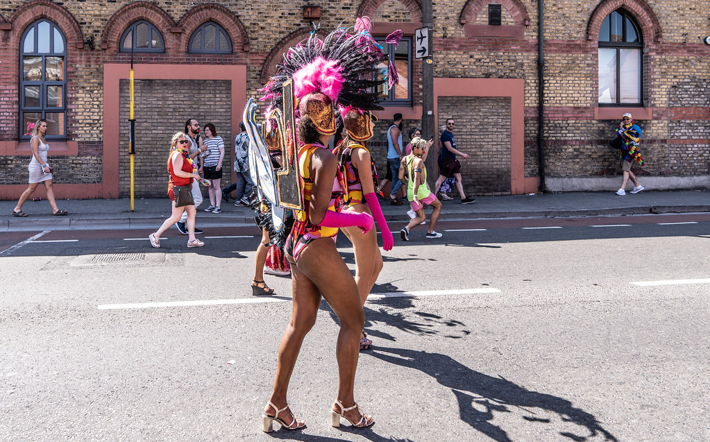 ABOUT SIXTY THOUSAND TOOK PART IN THE DUBLIN LGBTI+ PARADE TODAY[ SATURDAY 30 JUNE 2018] X-100201