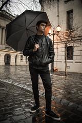DSC_0778 (JonathanGodoy) Tags: d3300 chile santiago portrait dramatic paris londres urban rain boy nikon freestyle friends vintage