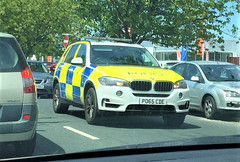 6016 - Lancs - PO65 CDE - 36454459 (2) (Call the Cops 999) Tags: uk gb united kingdom great britain england north west 999 112 emergency service services vehicle vehicles 101 police constabulary law and order enforcement policing lancashire bmw x5 arv armed response blackpool road preston unit