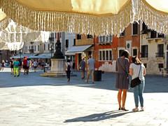 A piazza in Venice (Shahrazad26) Tags: piazza plein sqare place venetië venice venezia venedig italië italy italien italia