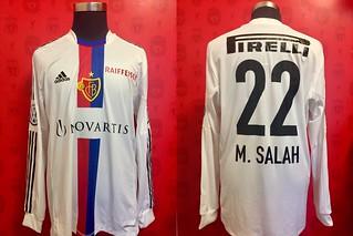 Club.Swiss Super League.Basel.2012-2013.2nd.22.Mohamed Salah