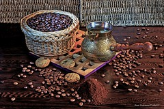 coffee beans (aika217) Tags: coffee beans canon eos 77d ef50mm f18 stm