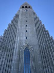 Hallgrimskirkja, Reykjavík. (Nigel Rudyard) Tags: iceland hallgrimskirkja reykjavik