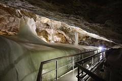 Dobsinska Ice Cave, Slovakia