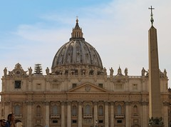 The Vatican (KatieSorensen) Tags: vatican rome pope italy church popefrancis landscape cross