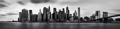 NYC-Pano (jreyt27510) Tags: nyc newyork manhattan bw blackwhite monochrome city street architecture dramatic