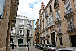 Plaza del Horno de San Nicolás - Valencia
