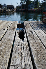 2018-07-05 21-41-15 (_MG_7964) (mikeconley) Tags: mainemediaworkshops mainemedia beyondlucky maine pointclyde pier dock wood rot decay bay water