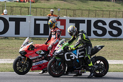 """SBK Misano 2018 • <a style=""""font-size:0.8em;"""" href=""""http://www.flickr.com/photos/144994865@N06/43338217062/"""" target=""""_blank"""">View on Flickr</a>"""