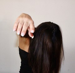 Inspiration 05 (marcus.greco) Tags: inspiration portrait woman hair hand surreal conceptual