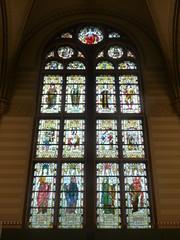 Stained Glass Window Rijksmuseum Amsterdam July 2018 A (symonmreynolds) Tags: stainedglasswindow rijksmuseum amsterdam july 2018 holland
