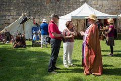2016-06-05 - 20160605-018A8342 (snickleway) Tags: roman yorkshire museumgardens yorkromanfestival canonef1740mmf4lusm historicalreenactment park soldier york england unitedkingdom gb