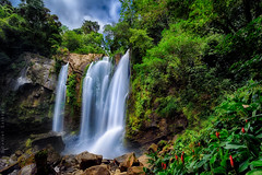 Nauyaca Falls. Costa Rica (Daniel Sziklai G.) Tags: cataratas costarica natphoto nauyaca falls