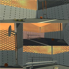 Backdrop Basket (Milena Inaka ♥) Tags: basket sport slblog blogsl secondlife lop