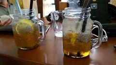 Drink (nahid-v) Tags: caferomance drink tehran iran travel summer chia baharnarenj sharbat