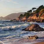 Soothing sound of waves thumbnail