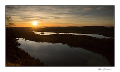 Coucher de soleil jurassien (Rémi Marchand) Tags: sunset franchecomté france lacdugrandmaclu lacdilay jura canon5dmarkiii paysage landscape