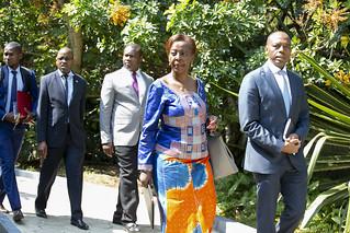 Day 2 : State Visit of President of Mozambique Filipe Nyusi to Rwanda - 20 July 2018