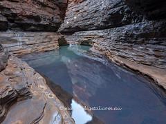 Karijini_Weano_Hancock gorge_Kermits pool_DSF8313