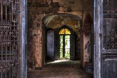 . (bluestardrop - Andrea Mucelli) Tags: urbex castello castle castelloabbandonato abandonedcastle abandonedplace abandonedphotography decay decadenza piemonte piedmont italia italy abbandono
